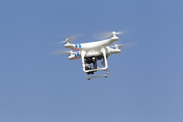 Flying Drones (UAV): Basic Working Principle