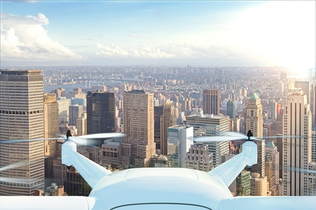 The Benefits of Medical Drones
