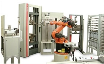 Robotics in Materials Testing