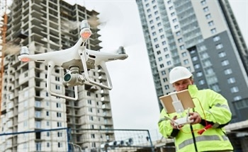 Drones in the Building Industry