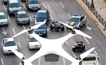 How the Police are Using Drones