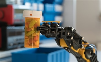 Pharmacy Robots in UK Hospitals