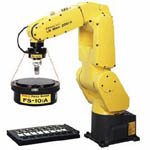 Intelligent Robots from FANUC Robotics
