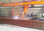 Robotic Plasma Cutting System from Poona Automation & Robotics Pvt Ltd.