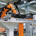Cell And Wafer Handling from KUKA Systems GmbH.