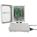 SAT4D Remote Satellite Monitoring from Sensaphone