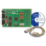 DS89C450-K00 Microcontroller Evaluation Kit from Maxim Integrated Products