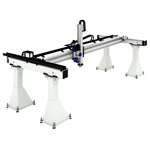 FlexMotion4-4 Series Gantry Robots from Automated Motion Incorporated