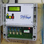 Oxygen monitoring systems from Llyn Aquaculture Ltd.