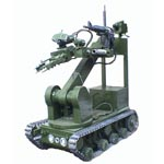 Rover MARK II Remote Operated Vehicle from Security Defence Systems