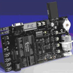 PICDEM™ Mechatronics Demonstration Kit from Microchip Technology Inc.