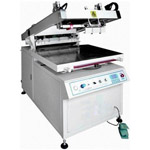 Oblique Arm Precision Flat Screen Printer from FULTECH INDUSTRY EQUIPMENT CO., LTD.