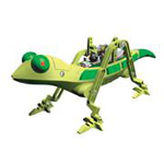 Doddee Lizard Robot from Yahoh Communication Co., Ltd.