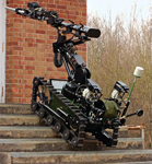Wheelbarrow REVOLUTION REMOTE EOD VEHICLES from Remotec UK Ltd.