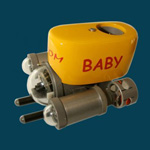 GNOM Baby Remote Operated Vehicles from Indel Partner, Ltd.