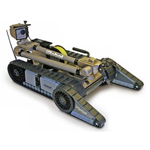 PackBot™ EOD Bomb-Disposal Robotics from Mondial Defence Systems