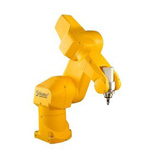 RX170HSM High Speed Machining Robot from Staubli.