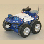 Seekur Jr Mobile Robot from MobileRobots Inc.