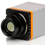 Gobi-640 GigE/CL High Resolution Uncooled LWIR Thermal Camera from Xenics