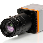 Lynx GigE/CL High Speed SWIR Line-Scan Camera from Xenics