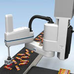 Robotic Food Packaging from Innovative Conveyor Concepts