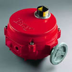 SERIES 70 Rugged Electric Actuator from Flow-Tek, Inc.