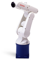 VP-SERIES  5 and 6-Axis Articulated Robots from DENSO Robotics