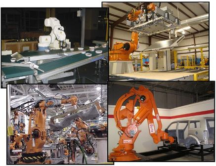 Material Handling from Nachi Robotic Systems Inc.