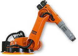KR 30-4 KS-F Industrial Robot from KUKA Robotics Corp