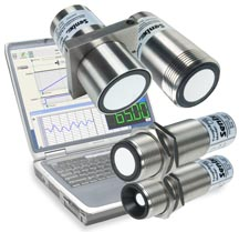 Ultrasonic Distance Sensors from Senix Corporation