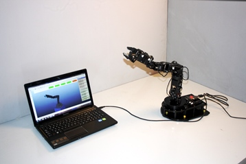 COOL ARM Robot manipulators from ASIMOV Robotics India