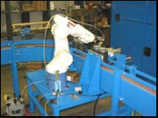 VS Series Manipulators from Nachi Robotic Systems Inc.
