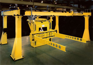 2-3 axis Gantry type Manipulator from Güdel AG