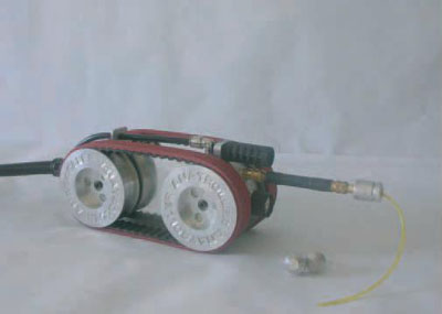 ANATROLLER ARI-50 Mobile Robot from Robotics Design Inc.