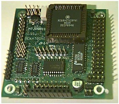 MTJPRO11 Microcontroller from Mekatronix, Inc.