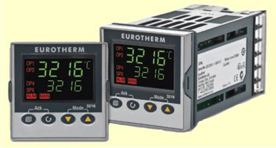 Eurotherm 3216L - Temperature/Process Controller from Instrumentation Systems & Services Ltd.
