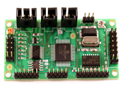 SBC2000-074 Microcontrollers from Vesta Technology Inc.