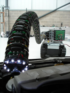 Snake-arm  Surveillance Robotics from OC Robotics