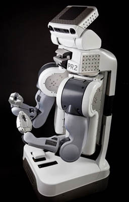 PR2 (Personal Robot 2) from Willow Garage : Quote, RFQ ...