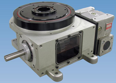 Servo Driven Dial Indexer from Stelron Components, Inc.