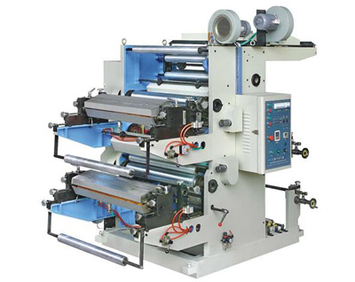 PP Series Double-color Flexography Printing Machine from Ruian Polyprint Import&Export co., Ltd.