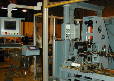 Straightening Machines from HINES INDUSTRIES, INC.