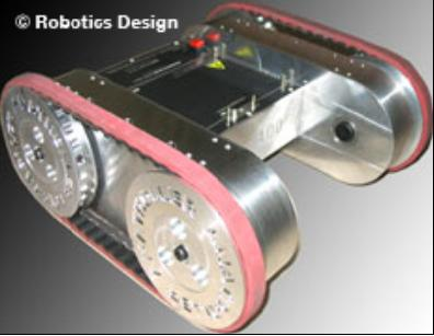 ANATROLLER ARE-100™ Telerobotics from Robotics Design Inc.