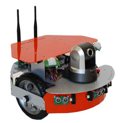 X80SV WiFi Mobile Robot from Dr Robot, Inc.