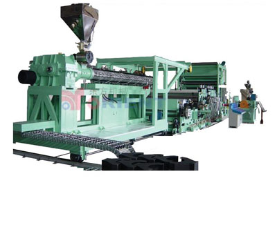 Breathable Film Line from Quanzhou Orient Machinery Co., Ltd.