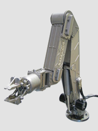 TITAN 4 Manipulator Systems from Schilling Robotics, LLC.