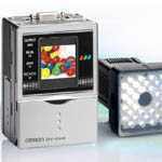 ZFV-C Color Smart Sensor from Omron