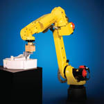 M-20iA Cutting Robotics from FANUC Robotics America, Inc.