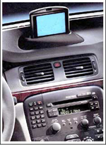 Electric Navigation Systems from Mitsubishi Electric Automotive America, Inc.