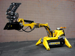 Grips Brokk 90 from Kraft TeleRobotics, Inc.
